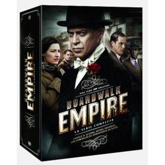 Boardwalk EmpirePack Boardwalk Empire - Serie completa - DVD