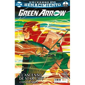 Green Arrow num. 7 Renacimiento