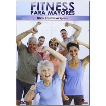 Fitness para mayores - DVD
