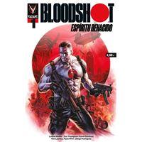 Bloodshot espiritu renacido 1 - Grapa