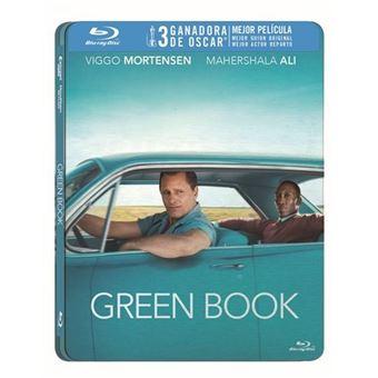 Green Book - Steelbook Blu-Ray