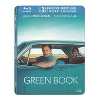 Green Book - Steelbook Blu-Ray