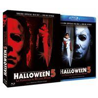 Halloween 5- La Venganza de Michael Myers - Blu-Ray + DVD extras