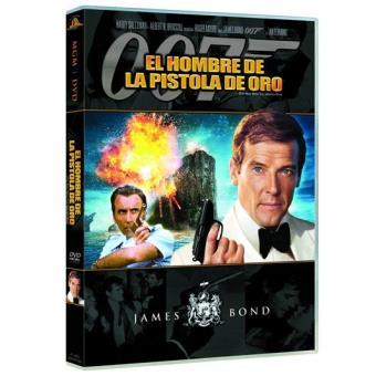 007: El hombre de la pistola de oro - DVD