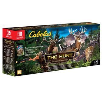 Cabela's The Hunt Championship Edition Nintendo Switch