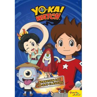 Yo-kai Watch. Aparecen los Yo-kai clásicos