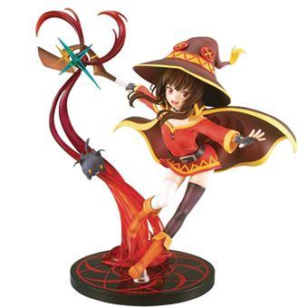 Figura Konosuba  - Megumin Explosión mágica