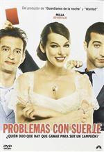 Problemas con suerte - DVD