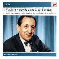 Horowitz Plays Great Sonatas (Box Set)
