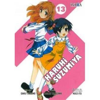 Haruhi suzumiya 13