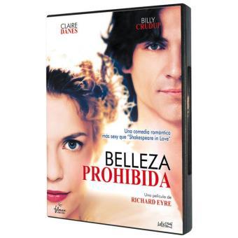 Belleza prohibida - DVD