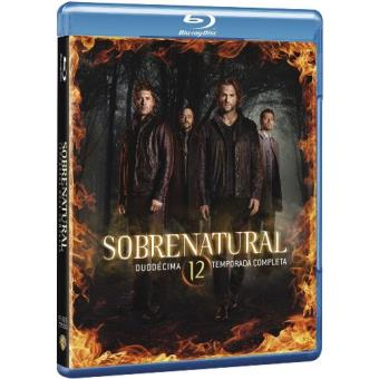 Sobrenatural - Temporada 12  - Blu-Ray