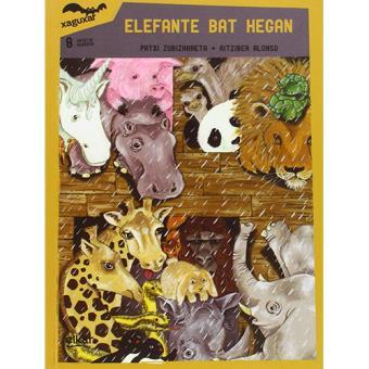 Elefante bat hegan