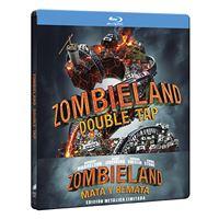 Zombieland 2 : Mata y remata - Steelbook Blu-Ray + DVD