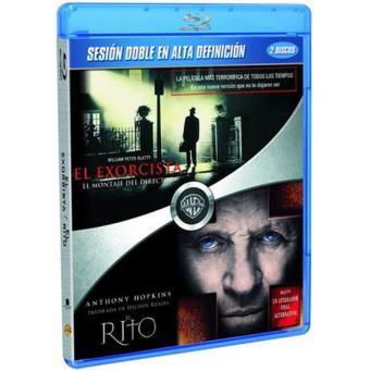 Pack El exorcista + El rito - Blu-Ray