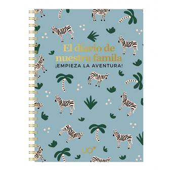 UO Libreta - Diario de nuestra familia