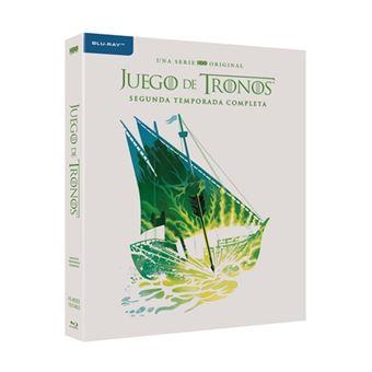 Juego de Tronos - Temporada 2 - Ed. Limitada Blu-Ray