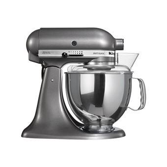 Kitchenaid Robot de Cocina Artisan Color Plata