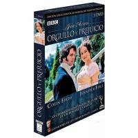 Pack Orgullo y prejuicio - DVD