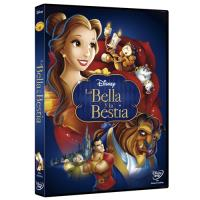 La bella y la bestia - DVD