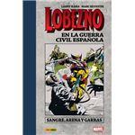 Lobezno en la Guerra Civil Española - Sangre, arena y garras