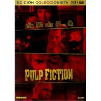 Pulp Fiction -  Ed coleccionista - Blu-Ray + DVD