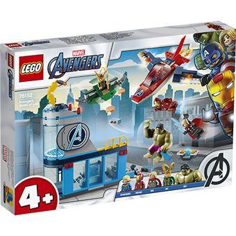 LEGO Super Heroes Disney Marvel 76152 Vengadores: Ira de Lokii