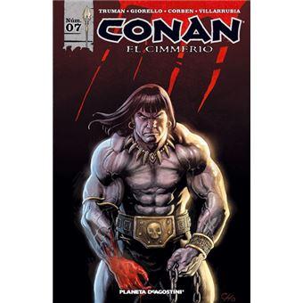 Conan El cimmerio nº 07/17