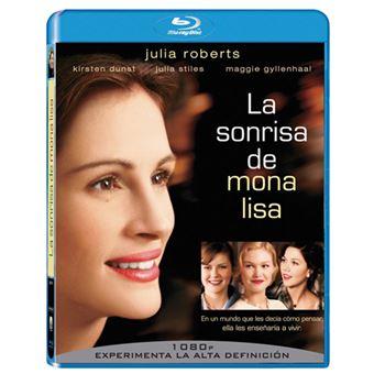 La sonrisa de Mona Lisa - Blu-Ray