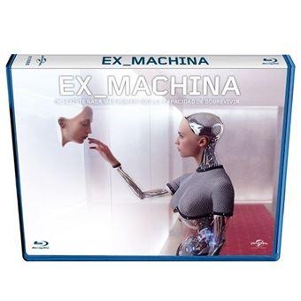Ex Machina - Blu-Ray Ed Horizontal