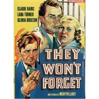 They Won't Forget - DVD