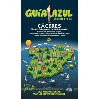 Guía Azul: Cáceres 2017