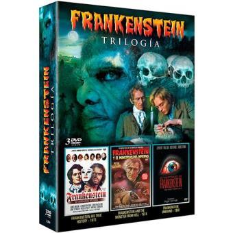 Pack Frankenstein. Trilogría - DVD
