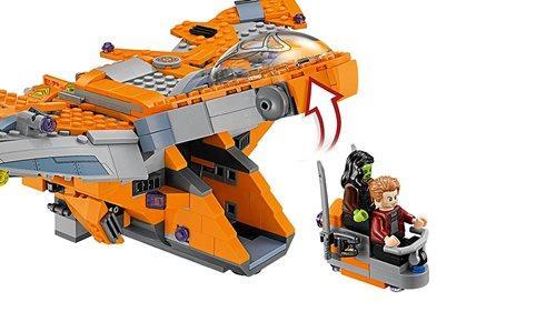 Marvel Definitiva Lego Super Heroes ThanosBatalla 3Fc1uTlJK