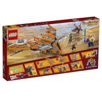 LEGO Marvel Super Heroes 76107 Thanos: batalla definitiva