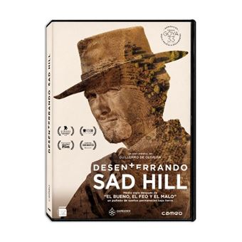 Desenterrando Sad Hill - DVD