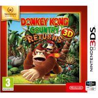 Donkey Kong Country Returns Nintendo Selects - Nintendo 3DS