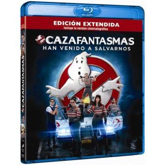 CazafantasmasCazafantasmas - Blu-Ray