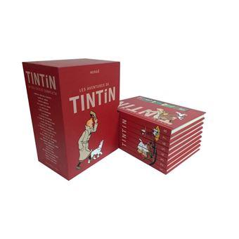 Box Tintín. La col·lecció completa (8 vols.)