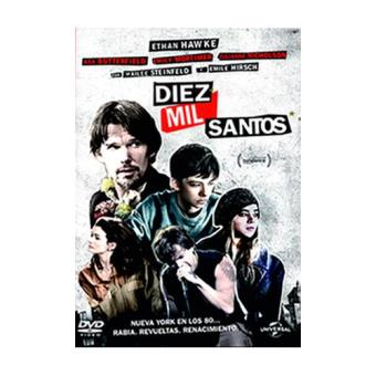 Diez mil santos (Ten Thousand Saints) - DVD