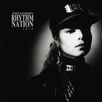 Janet Jackson's Rhythm Nation 1814 - 2 Vinilos