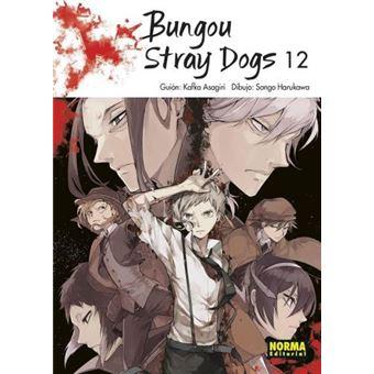 Bungou stary dogs 12