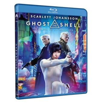 Ghost In The Shell - Blu-Ray