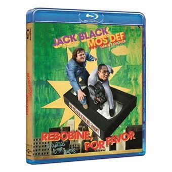 Rebobine, por favor - Blu-ray