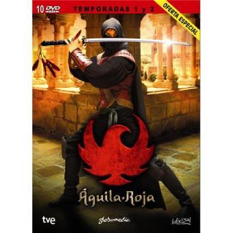 Águila RojaÁguila Roja  Temporadas 1 y 2 - DVD