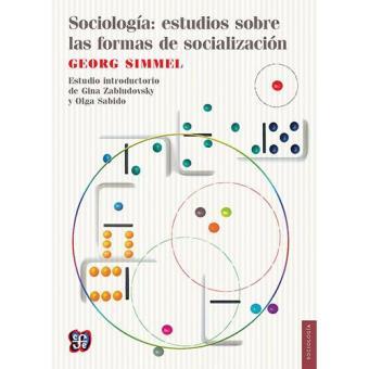 Sociología. Estudios sobre las formas de socialización