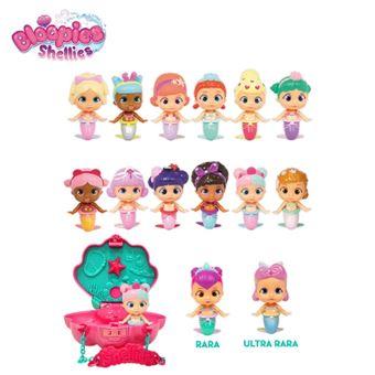 Bloopies Shellies - Varios modelos