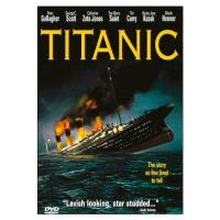 Titanic (1996) - DVD