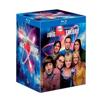 The Big Bang TheoryBig Bang Theory - Blu-Ray temporadas 1-8