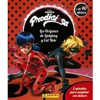 Stick & Story Prodigiosa. Los orígenes de Lady Bug y Cat Noir